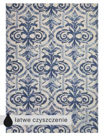 Carpet Decor :: Dywan Ashiyan Navy